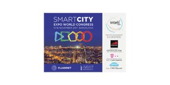 Terabee Sensors Modules Terabee presents smart sensors for Smart Cities at Smart City Expo, Barcelona November 2017!