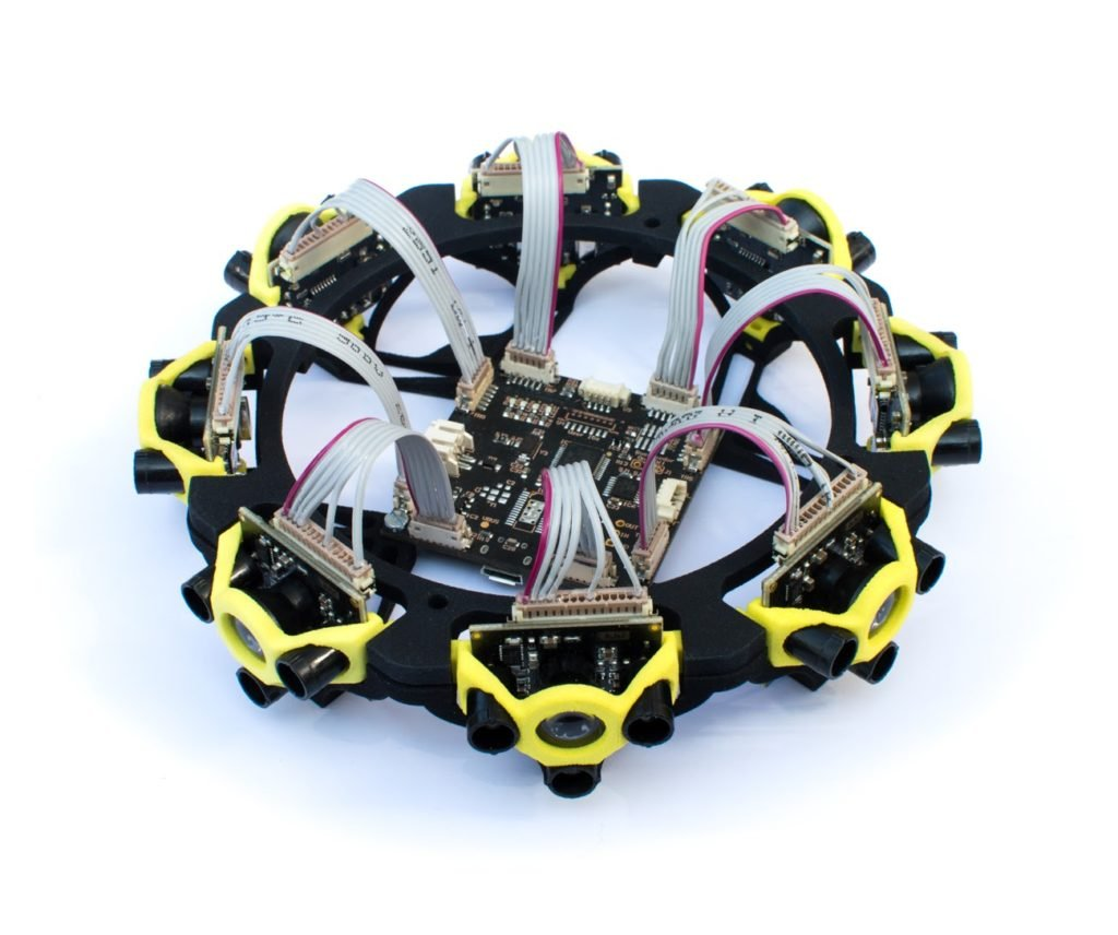Terabee Blog TeraRanger Tower enabling robotic collision avoidance and autonomous navigation
