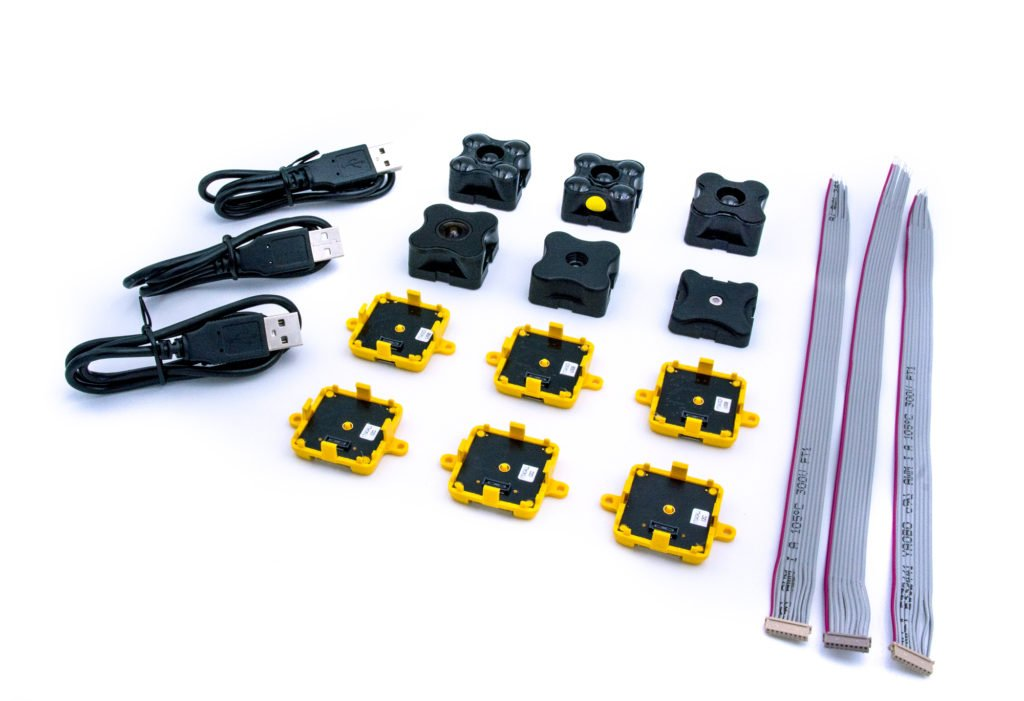 6 Evo Family Evaluation Kit Infrared Tof Sensors