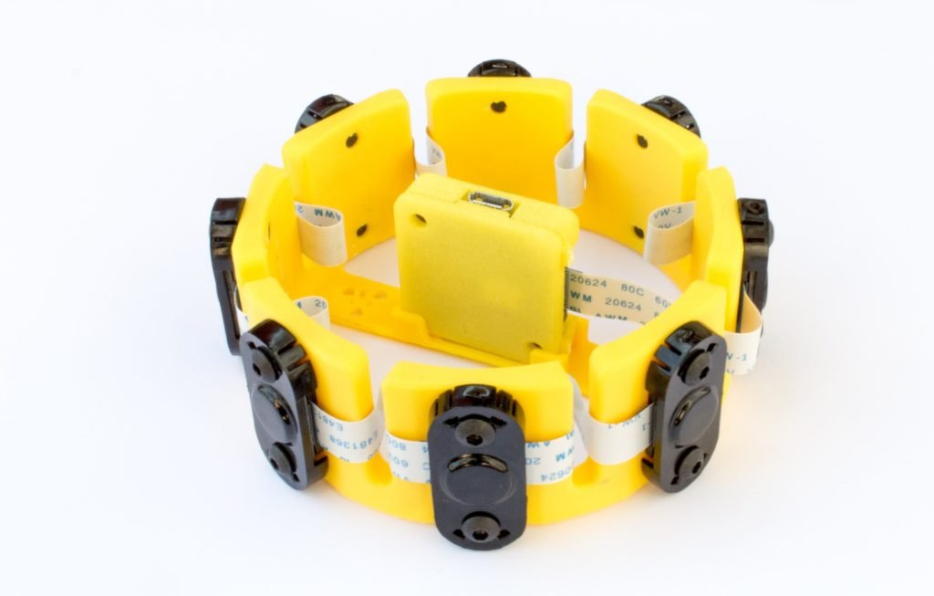 3d mapping camera