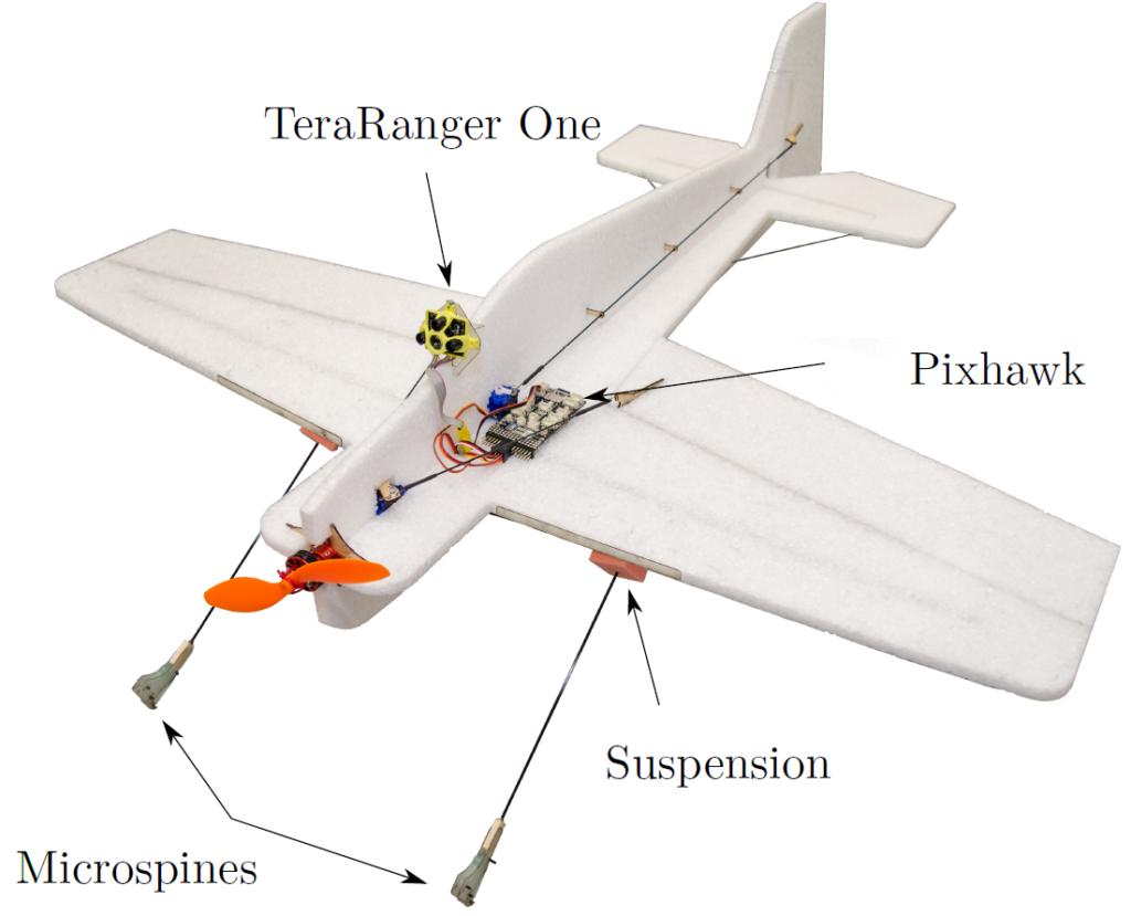 laser distance measurement sensor