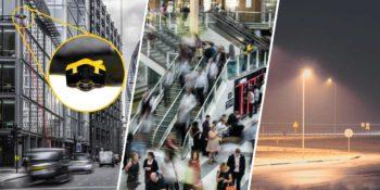 Terabee Sensors Modules Presence, Proximity & Distance Sensing for Smart City
