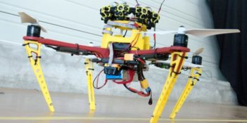 Terabee Sensors Modules Drone obstacle avoidance indoor flight