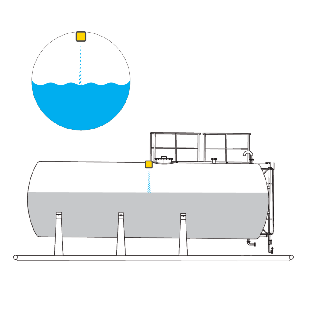 Water Level, Fuel Tanks On Stockmonitoring