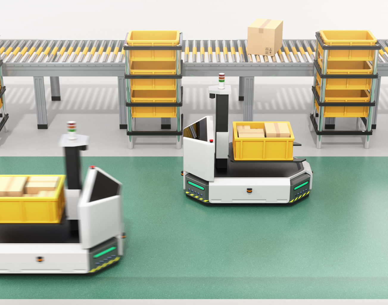 Terabee Sensors Modules Making Mobile Robots Smarter and Safer