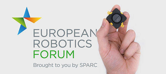 Terabee Sensors Modules Come and meet Terabee at the European Robotics Forum, 2020!