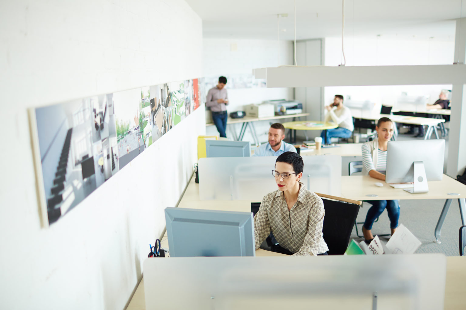 office space management