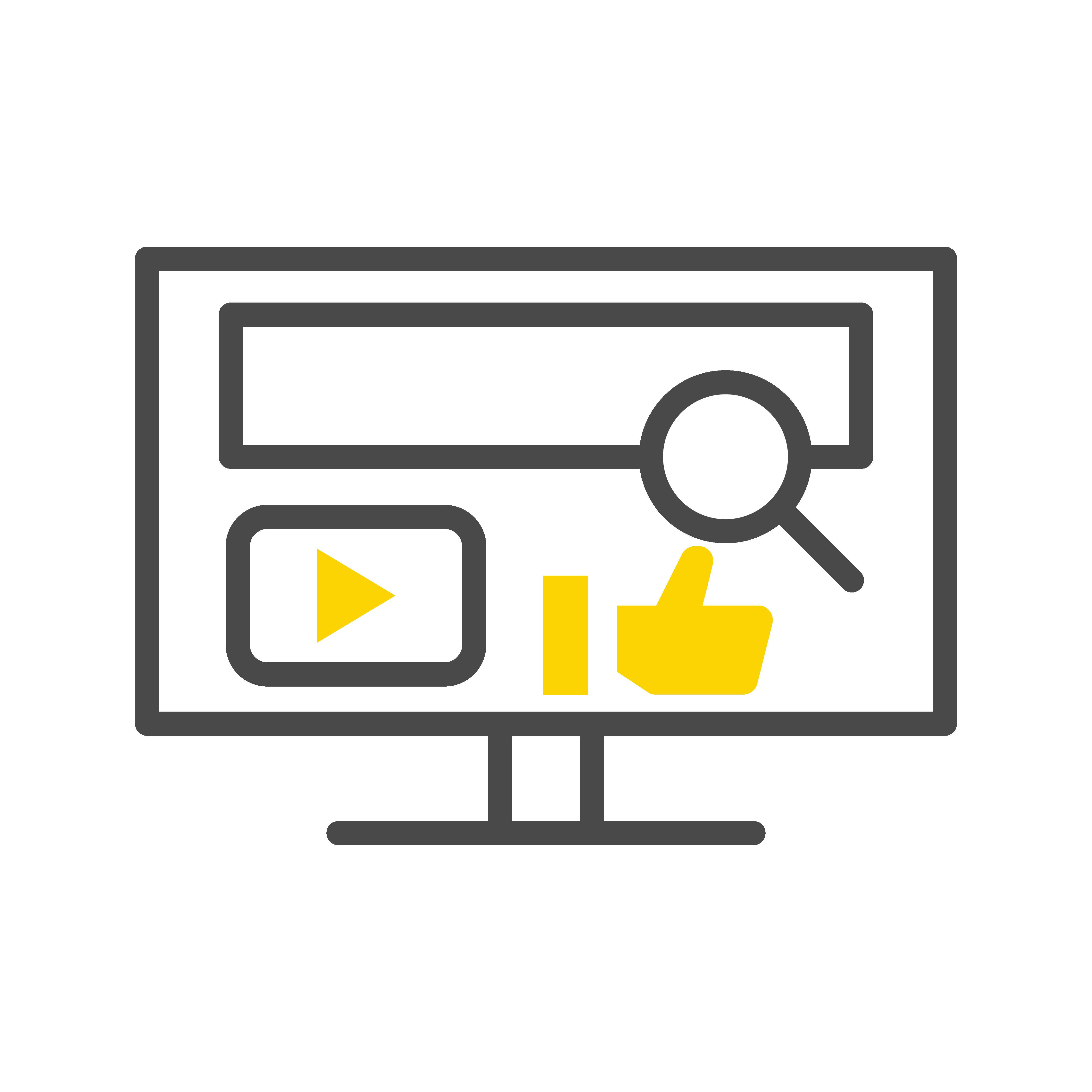 Icons Marketing Platforms