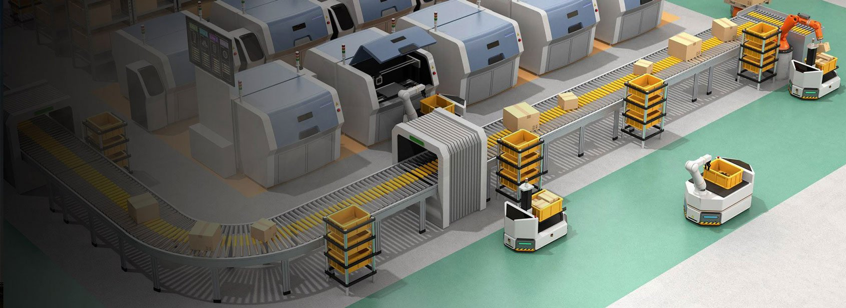 Mobile Robotic Systems 1