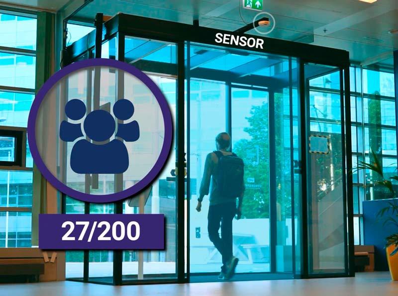 Terabee Sensors Modules La asociación con Terabee permite a Husense desarrollar una solución ganadora para edificios inteligentes