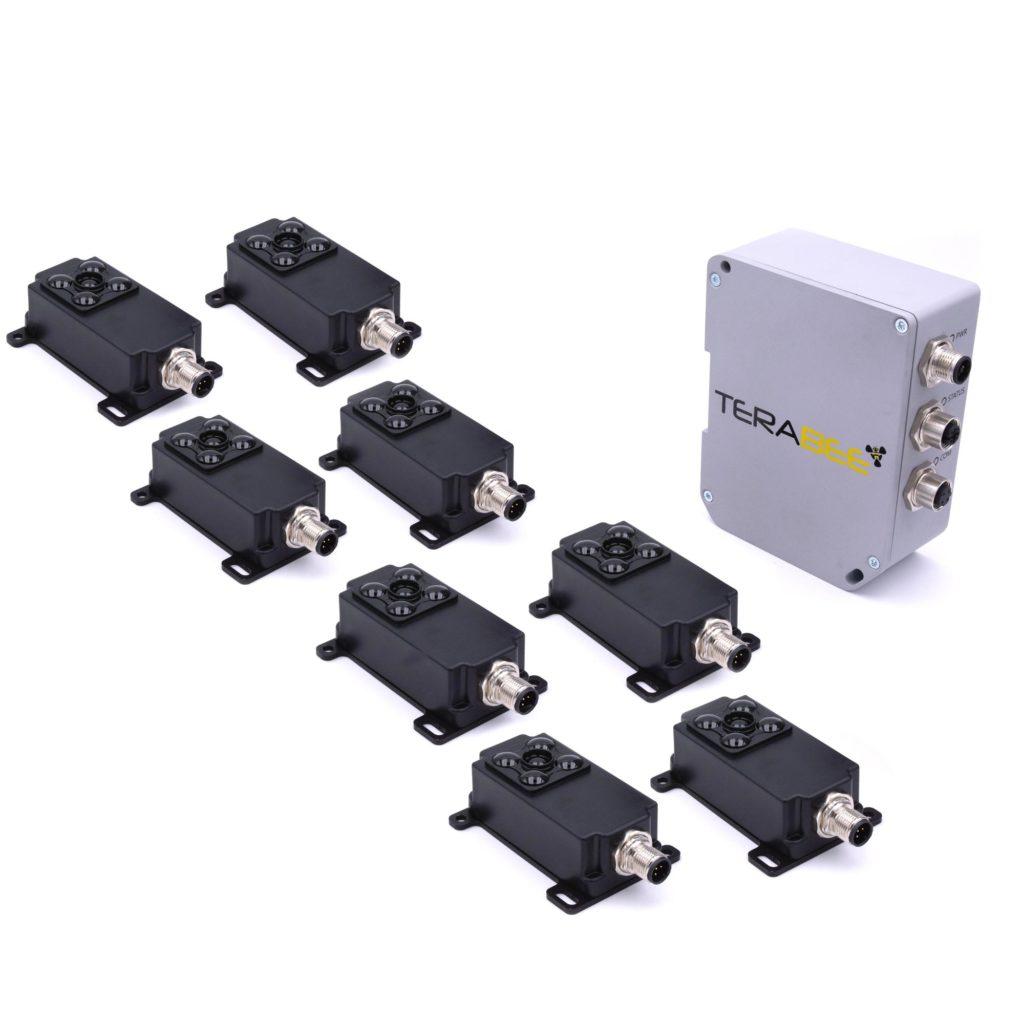 bin level sensor system