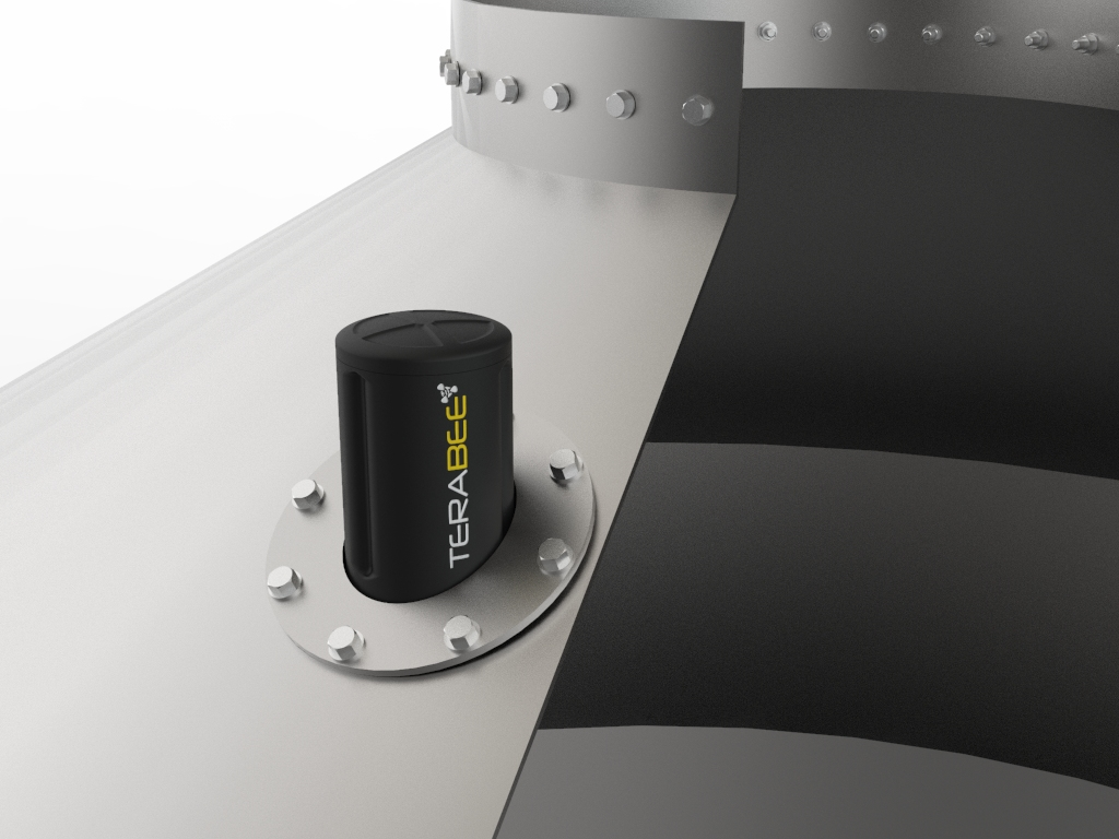 cement silo level sensor