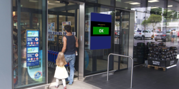 """Terabee Sensors Modules French technology firm releases people counting system to control people density in retail stores, helping retail managers to quickly meet the new """"protocole sanitaire"""""""
