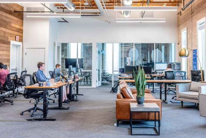 Workplace occupancy monitoring via People Counters