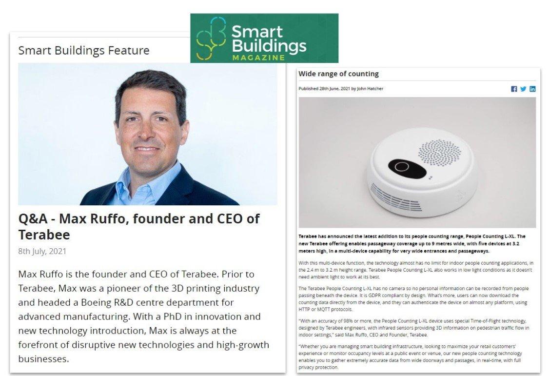 Smart Buildings Media Coverage 1