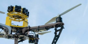 Terabee Sensors Modules How to deploy Terabee sensor arrays for drone and service robot collision avoidance: Webinar