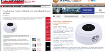 Terabee Sensors Modules People Counting M showcased: Terabee in the news